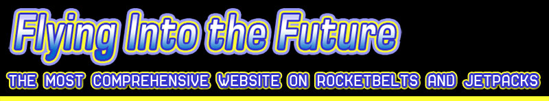 Rocket Belts and Jet packs
