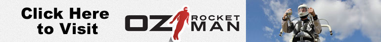 Oz The Rocketman
